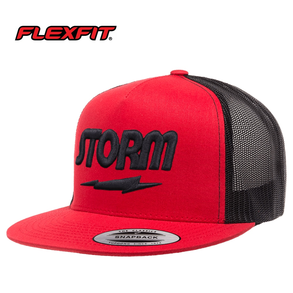 21c3a7012 STORM CLASSIC FLAT BILL TRUCKER HAT